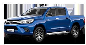 Toyota Hilux - Concessionaria Toyota a Seregno Cesano Maderno