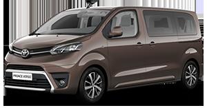 Toyota Proace Verso - Concessionaria Toyota a Seregno Cesano Maderno