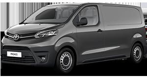 Toyota Proace - Concessionaria Toyota a Seregno Cesano Maderno