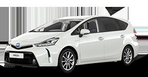 Toyota Prius+ - Concessionaria Toyota a Seregno Cesano Maderno