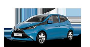 Toyota AYGO - Concessionaria Toyota a Seregno Cesano Maderno