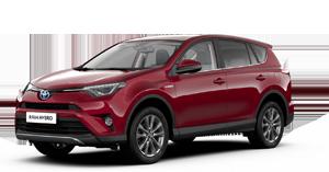 Toyota RAV4 - Concessionaria Toyota a Seregno Cesano Maderno