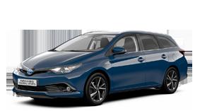Toyota Auris Touring Sports - Concessionaria Toyota a Seregno Cesano Maderno