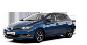 Toyota Auris - Concessionaria Toyota a Seregno Cesano Maderno